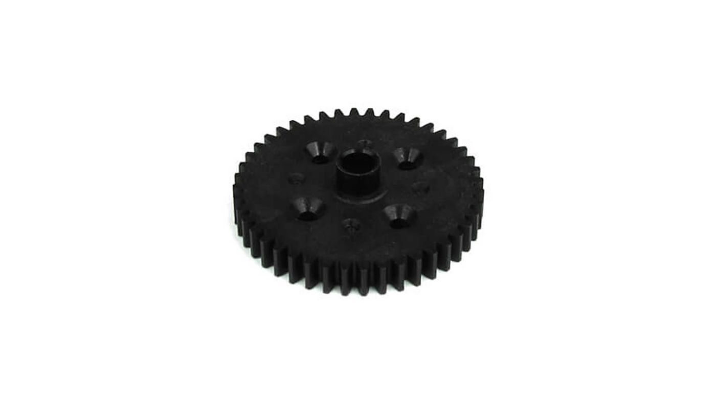 Image for Spur Gear, 44T, Black Composite: EB48 from HorizonHobby