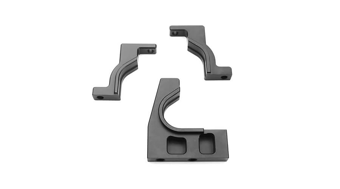 Image for Split Center Diff Mounts Anodized Gun Metal: EB/ET/SCT from HorizonHobby