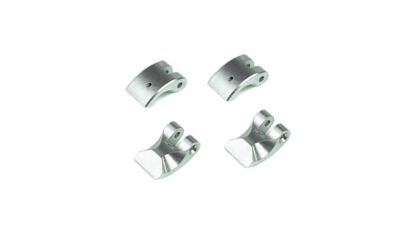 Image for Aluminum Clutch Shoes 7075 (4) NB48/NT48 from HorizonHobby