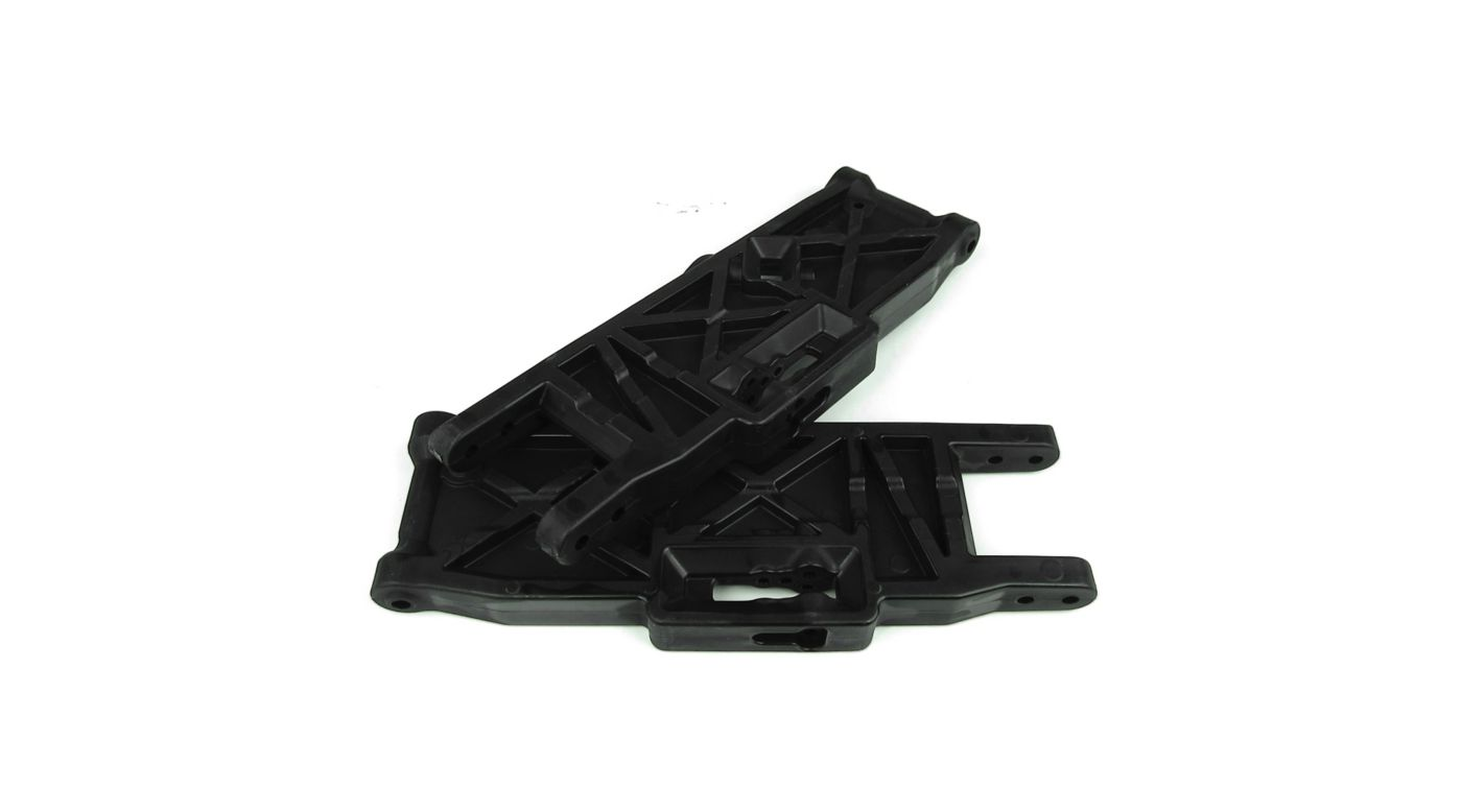 Image for Suspension Arms, Rear (2): ET48/NT48 from HorizonHobby