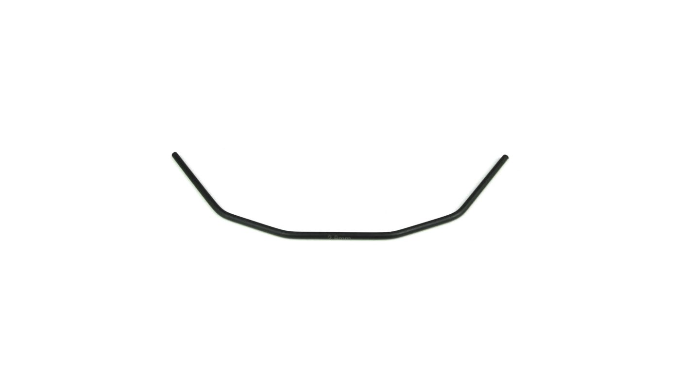 Image for Sway Bar, Rear, 2.8mm: ET48/NT48 from HorizonHobby