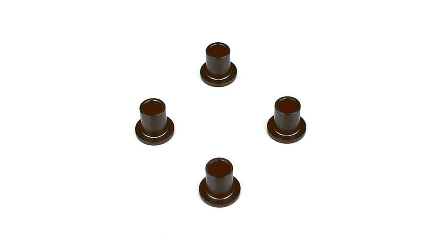 Image for Aluminum Spindle Bushing, Hard Anodized (4): SCT410 from HorizonHobby