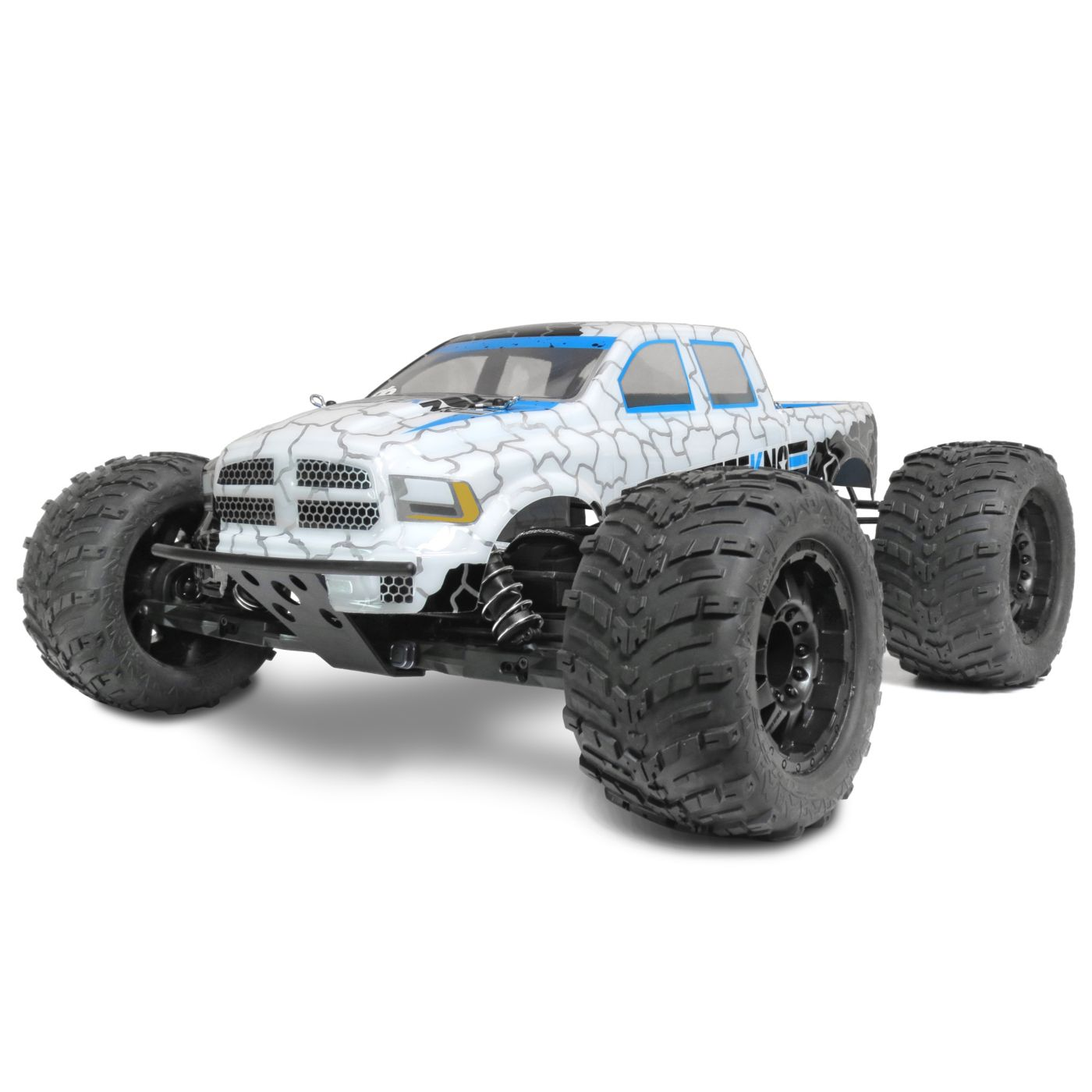 Image for 1/10 MT410.3-1 4WD Electric Monster Truck Kit from HorizonHobby