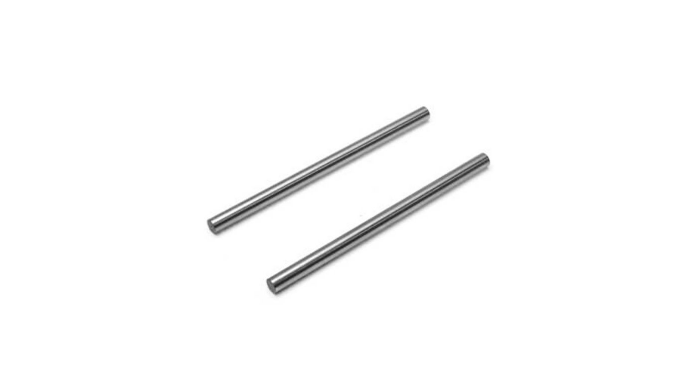 Image for Hinge Pins, Inner Front/Rear Super Hard (2): EB410 from HorizonHobby
