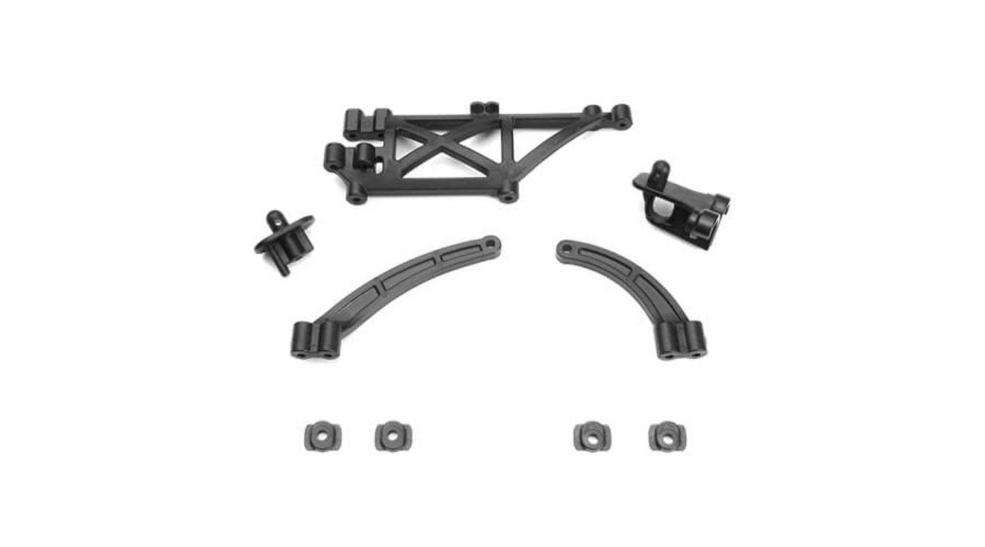 Image for Chassis Brace Body Mount Set: EB410 from HorizonHobby