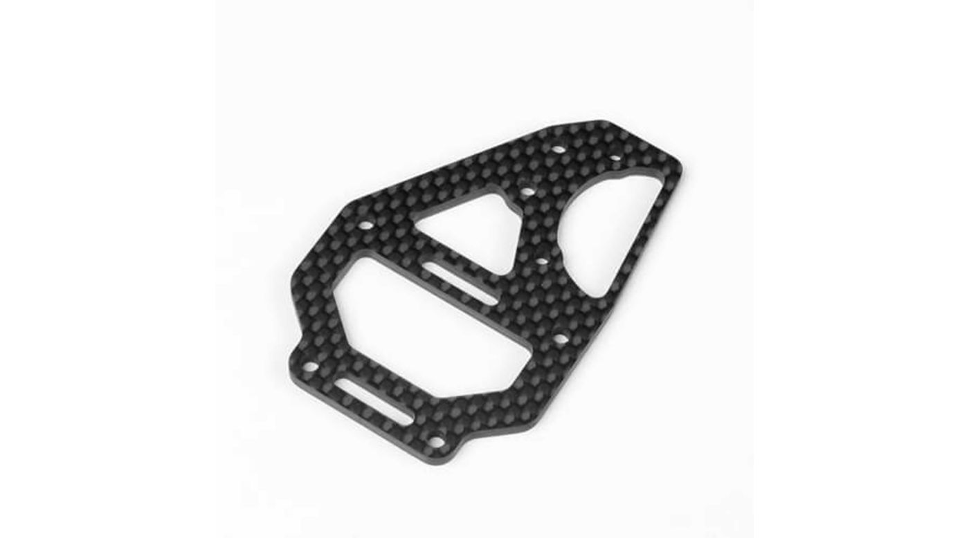 Image for Center Diff Top Plate and CF Fan Mount: EB410 from HorizonHobby