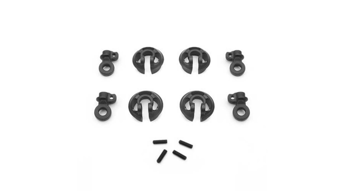 Image for Locking Shock Rod End and Spring Perch Set (13mm) from HorizonHobby