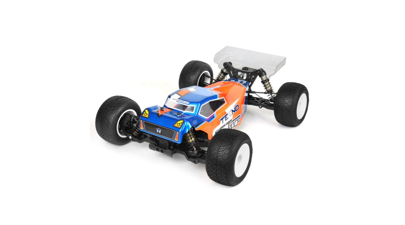 Image for 1/10 ET410 4WD Competition Electric Truggy Kit from HorizonHobby