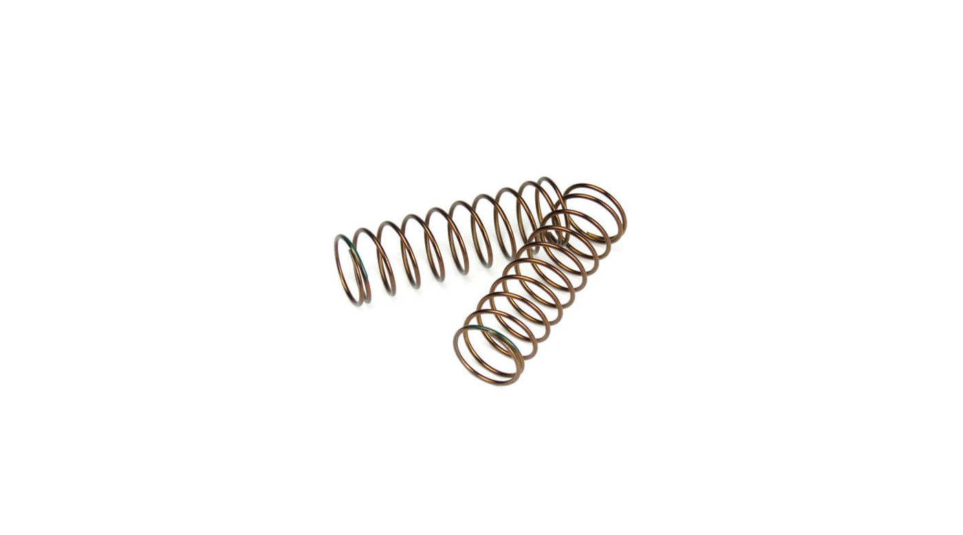 Image for Shock Spring Set Rr 1.3x10.5 2.61lb in 63mm, Green from HorizonHobby