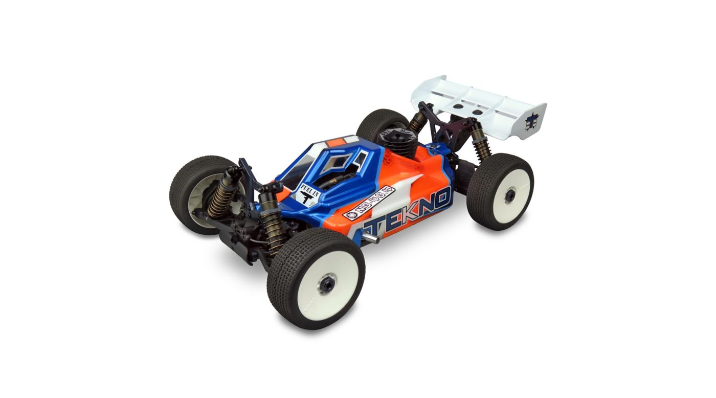 Image for 1/8 NB48.4 4WD Nitro Buggy Kit from HorizonHobby