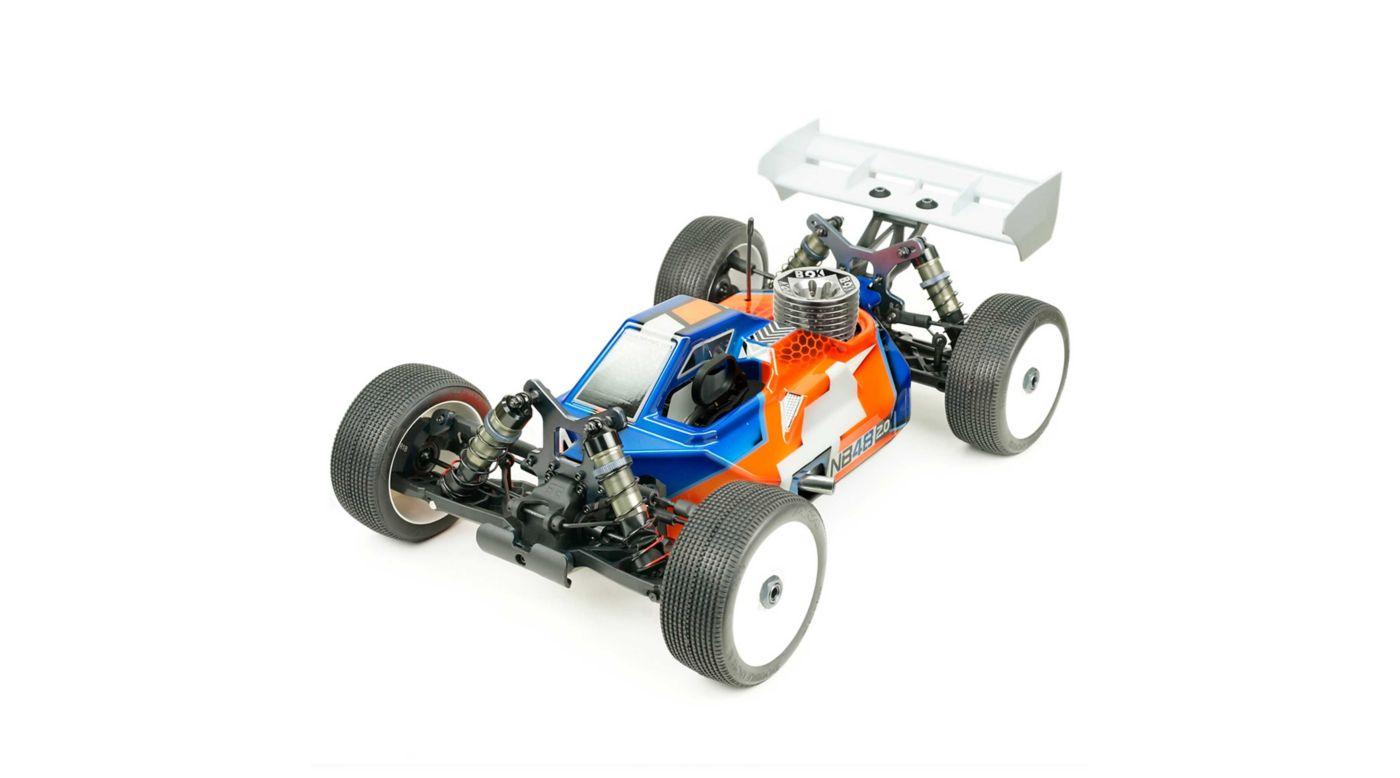 Image for 1/8 NB48 2.0 4WD Nitro Buggy Kit from HorizonHobby