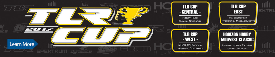 TLR Team Losi Racing Cup Hobby Plex RC Excitement MHOR Leisure Hours Social Media Facebook Instagram Twitter