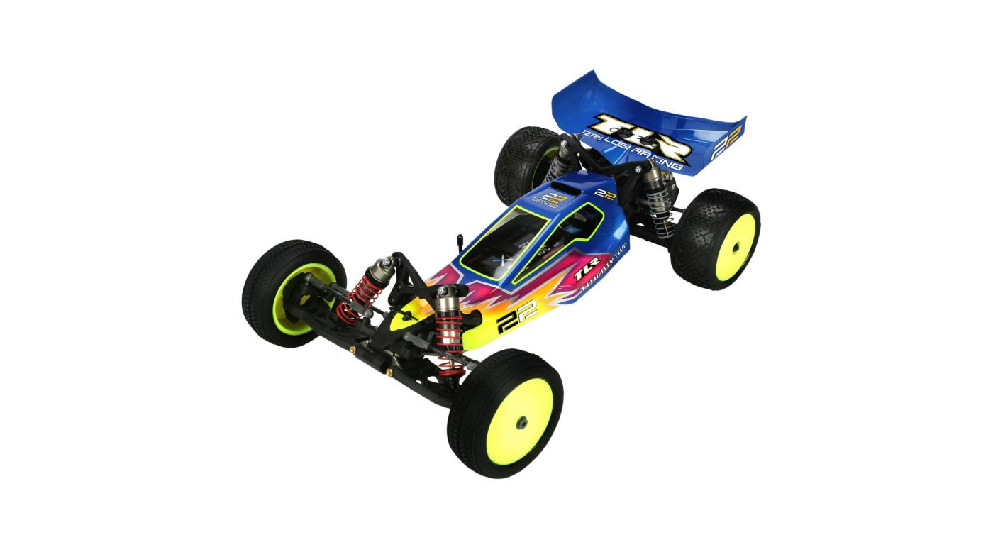 Image for 1/10 22 2WD Race Buggy Kit from HorizonHobby