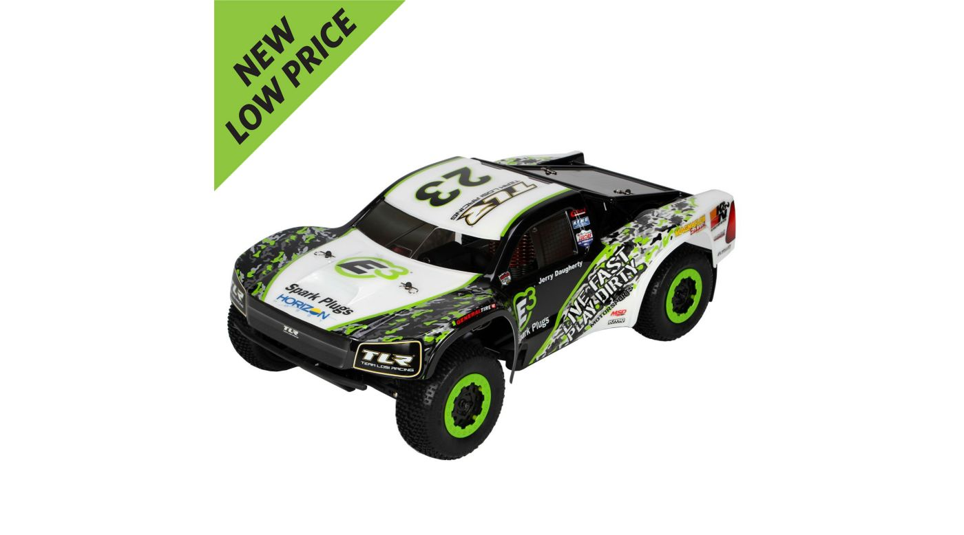 Image for 1/10 TEN-SCT Nitro 4WD RTR from HorizonHobby