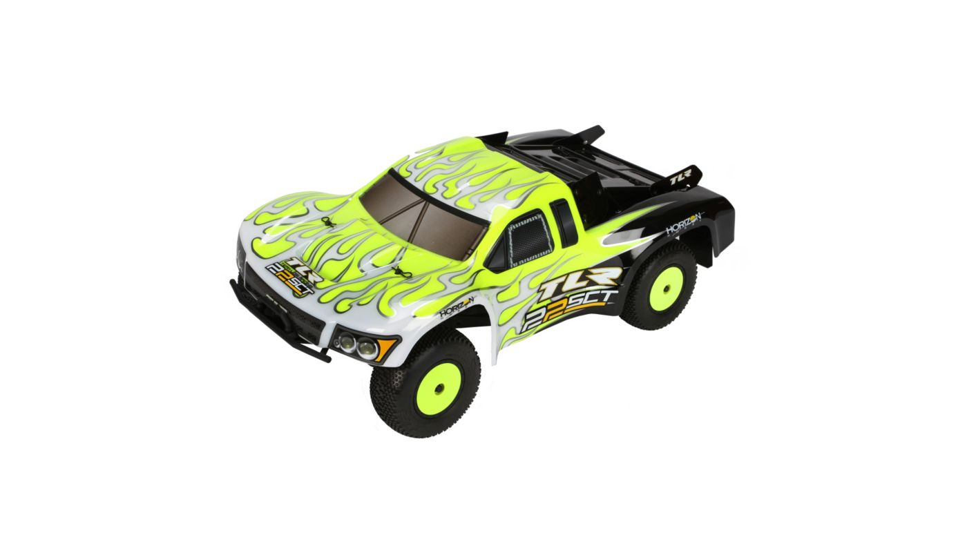 Image for 1/10 22SCT 2WD SCT Ready-To-Compete from HorizonHobby