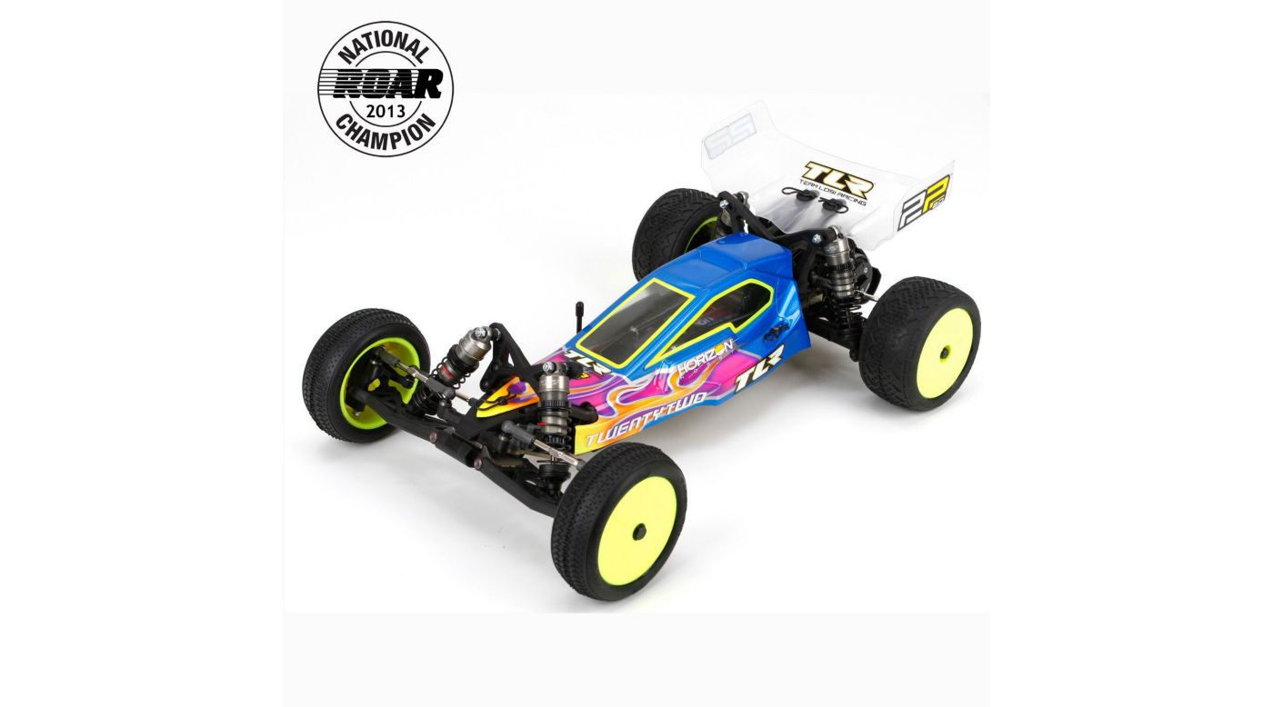 Image for 1/10 22 2.0 2WD Buggy Race Kit from HorizonHobby