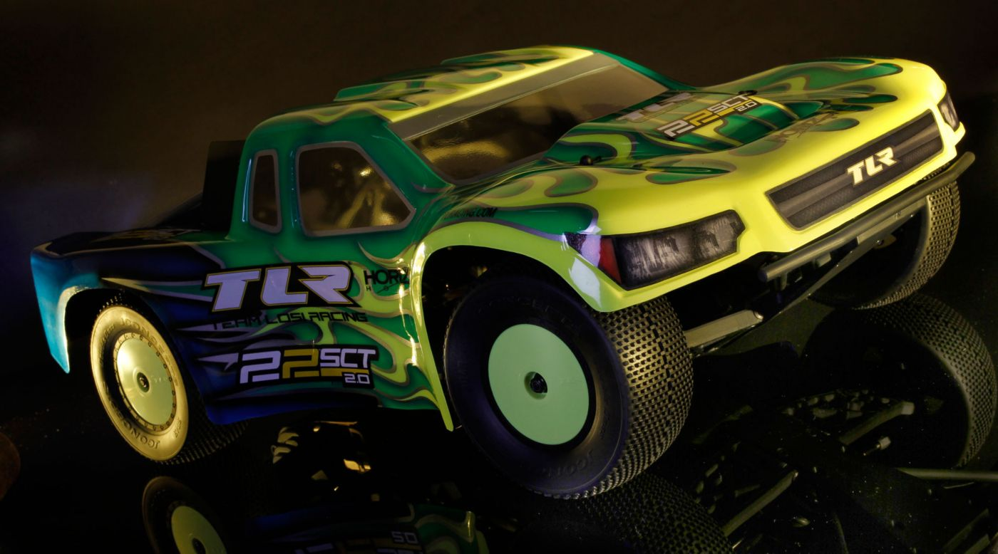Image for 1/10 22SCT 2.0 2WD Short Course Truck Race Kit from HorizonHobby