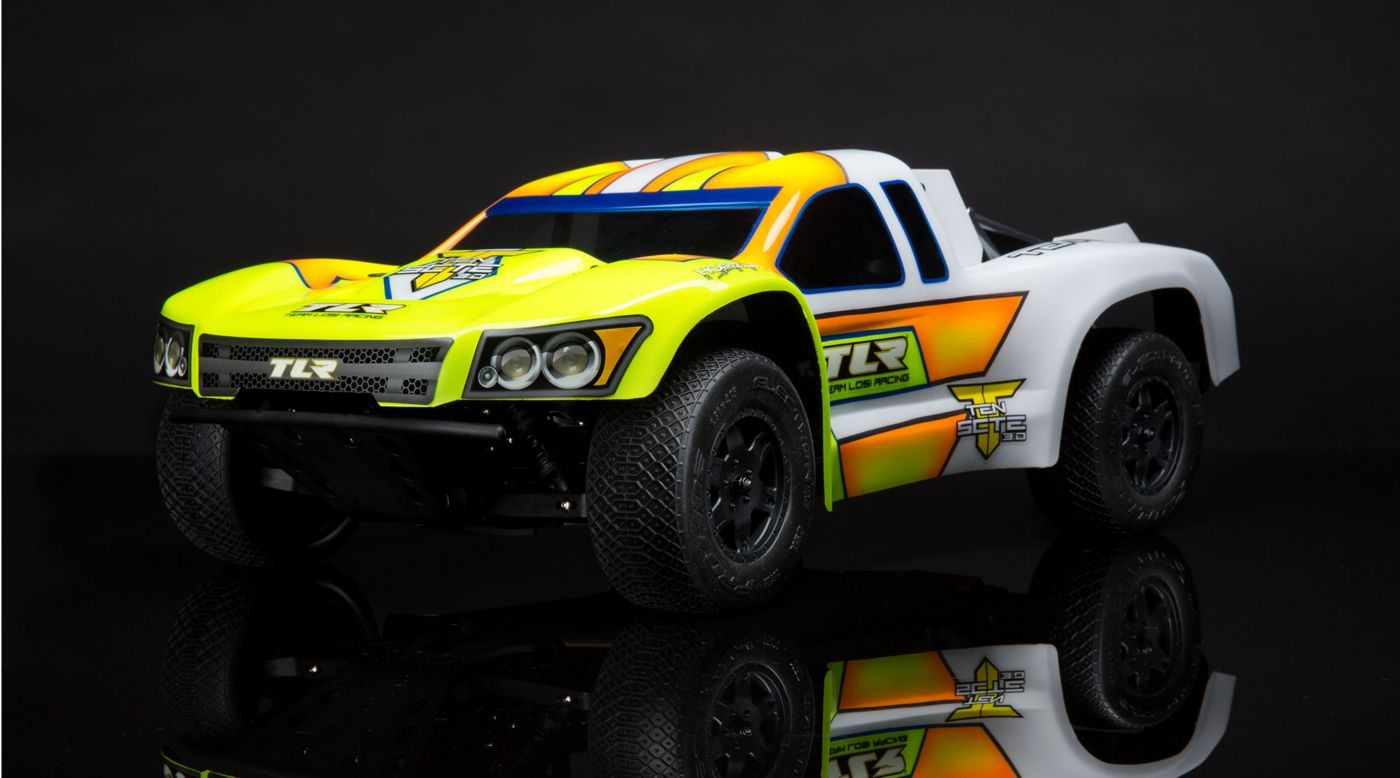 Grafik für TEN-SCTE 3.0 Race Kit: 1/10 4WD SCT in Horizon Hobby