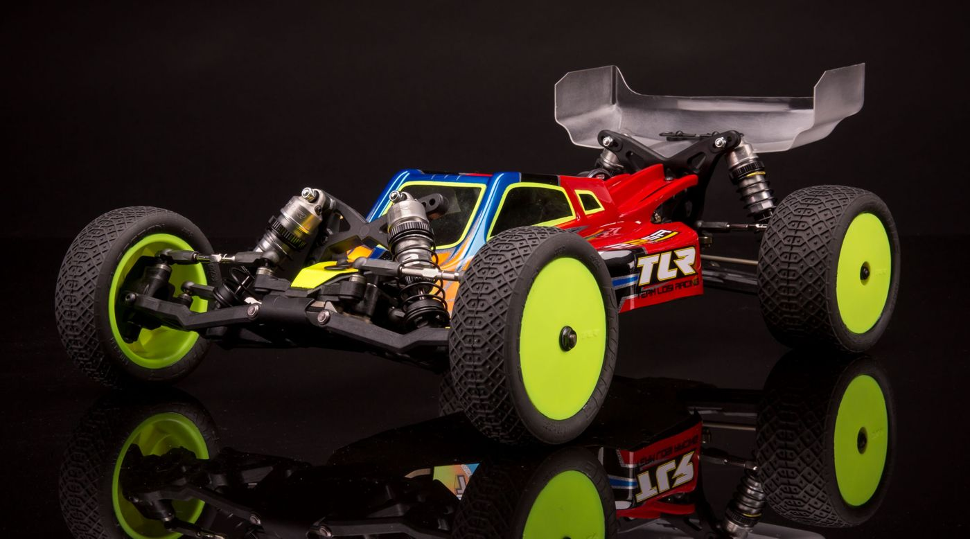 Image for 1/10 22 3.0 SPEC-Racer MM 2WD Buggy Race Kit from HorizonHobby
