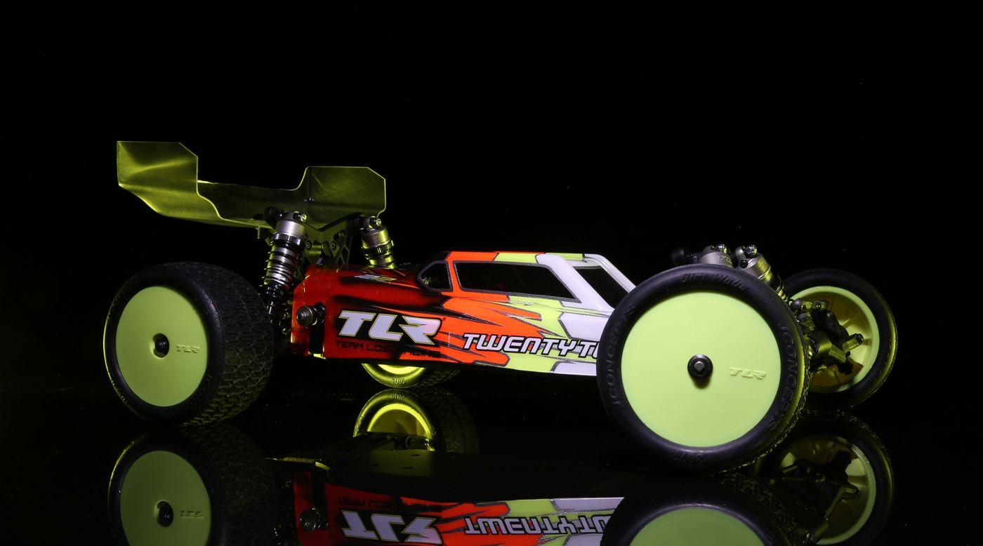 Image for 1/10 22 4.0 2WD Buggy Race Kit from HorizonHobby