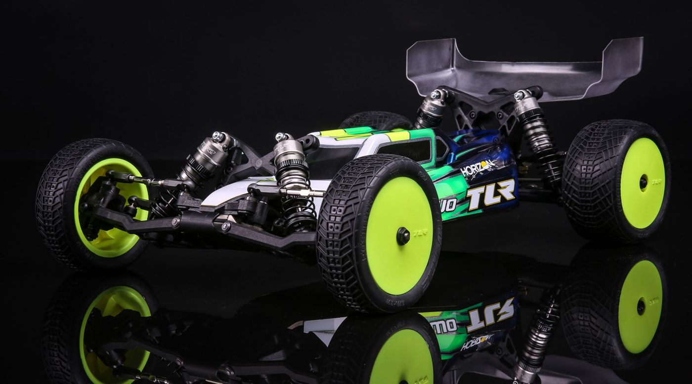 Image for 1/10 22 4.0 SR 2WD SPEC Buggy Race Kit from HorizonHobby