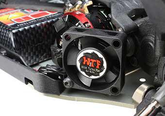 Motor Fan Mount