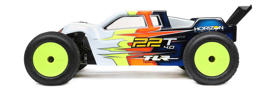 22T 4.0 2WD Stadium Truck Kit