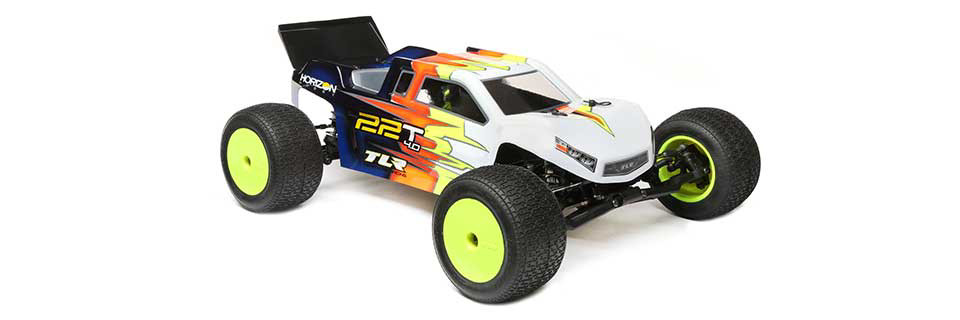 22T 4.0 2WD Stadium Truck Kit