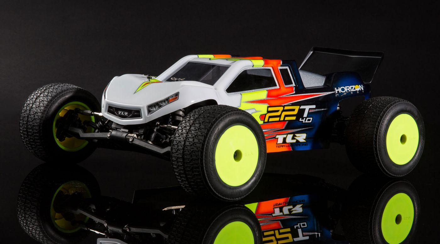 Image for 1/10 22T 4.0 2WD Stadium Race Truck Kit from HorizonHobby