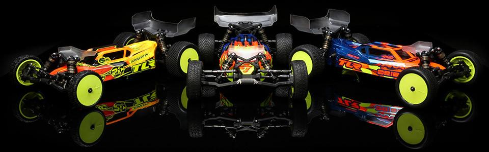 TLR 22 5.0 AC Race Kit