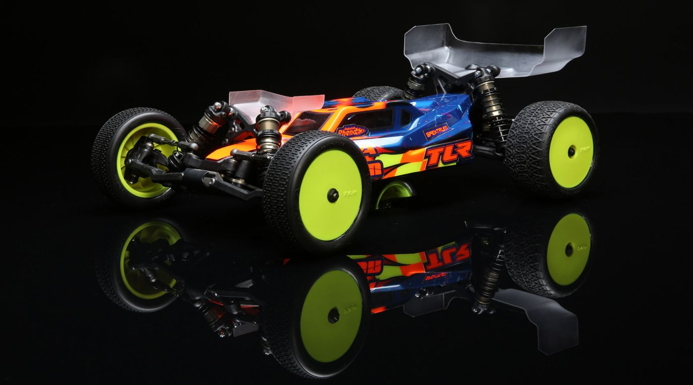 Image for 1/10 22 5.0 2WD Buggy DC Race Kit, Dirt/Clay from HorizonHobby