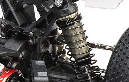Adjustable Rear Shock Location