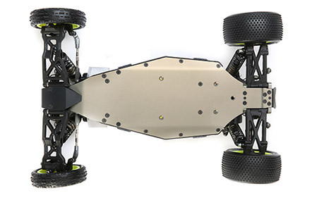 2.0 Milled Aluminum Chassis