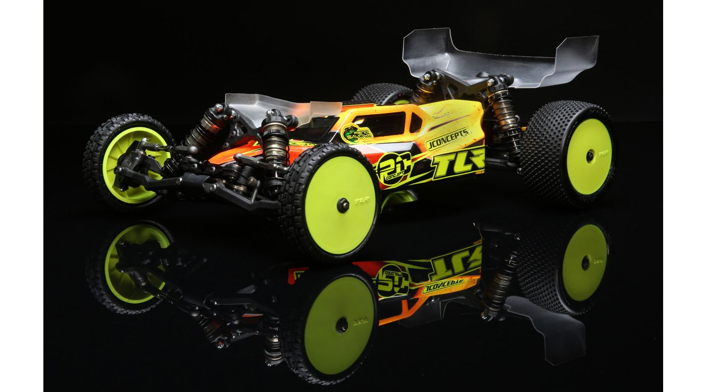Grafik für 1/10 22 5.0 2WD Buggy AC Race Kit, Astro/Carpet in Horizon Hobby