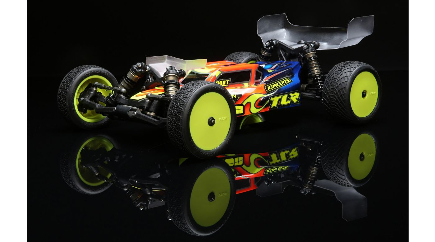 Image for 1/10 22 5.0 2WD Spec Racing Kit, Dirt/Clay from HorizonHobby