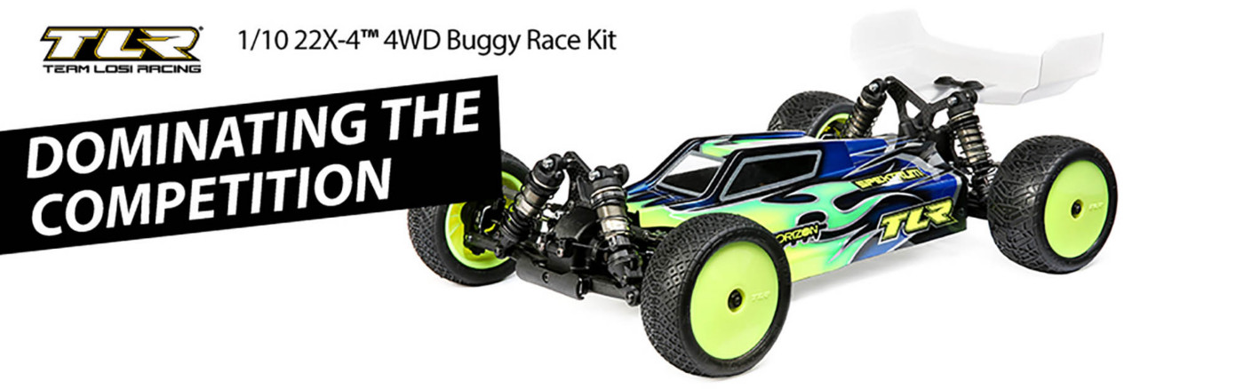 TLR® 1/10 22X-4 Race Buggy Kit