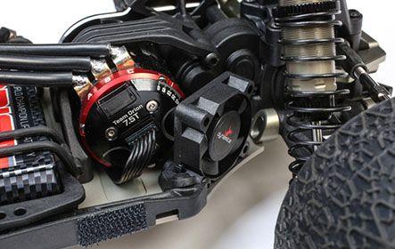 Built-In Motor Fan Mount