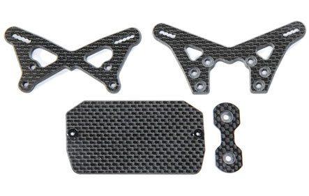 Carbon Fiber Parts Included