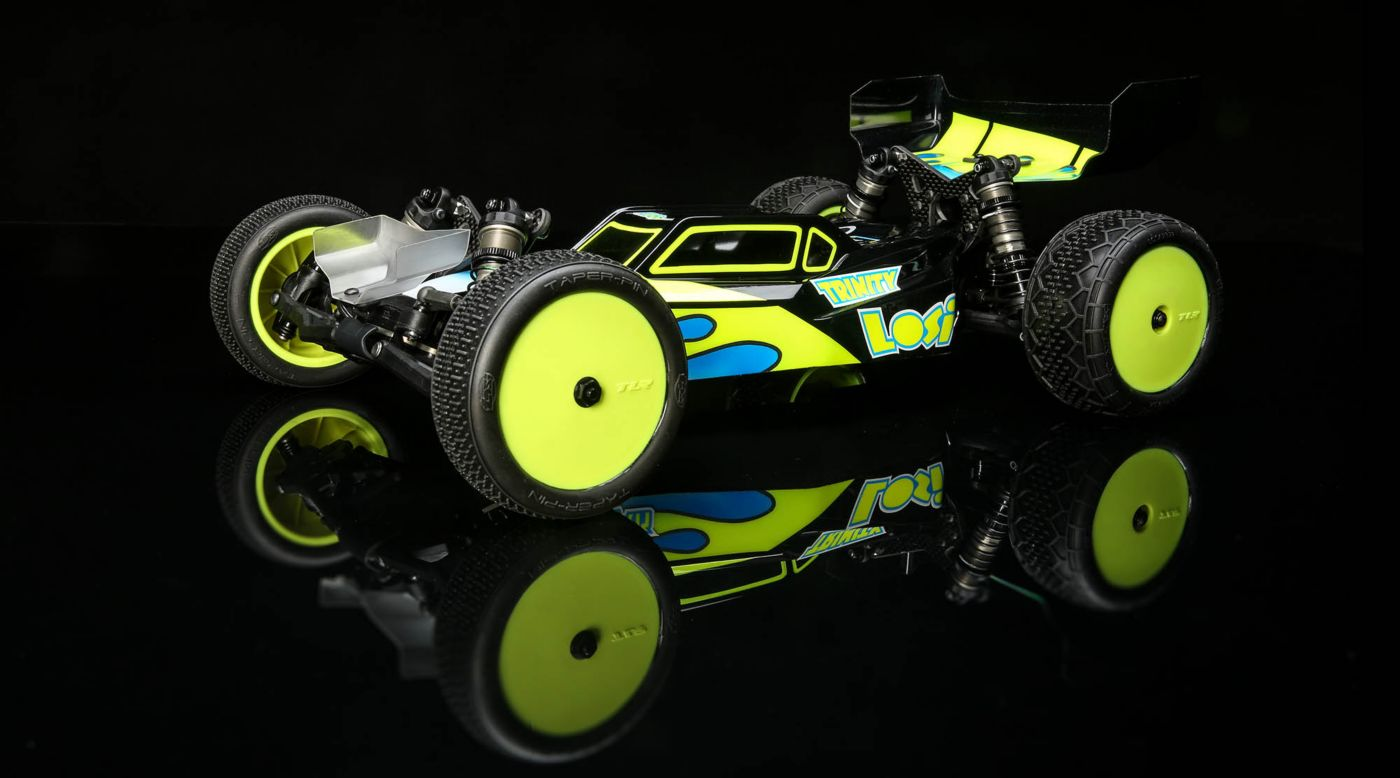 Image for 1/10 22 5.0 2WD DC ELITE Race Kit, Dirt/Clay from HorizonHobby