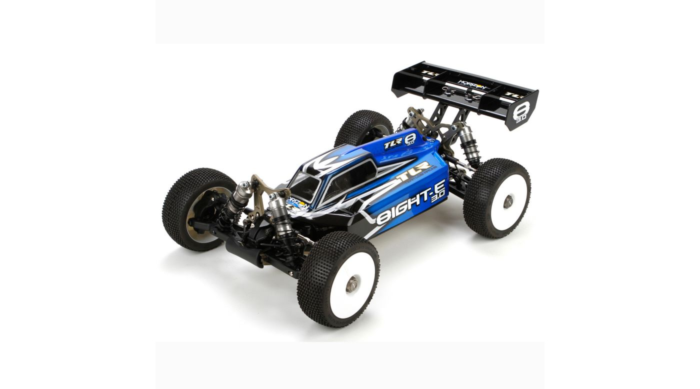Image for 1/8 8IGHT-E 3.0 4WD Electric Buggy Race Kit from HorizonHobby