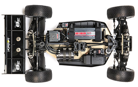 Breites Chassis