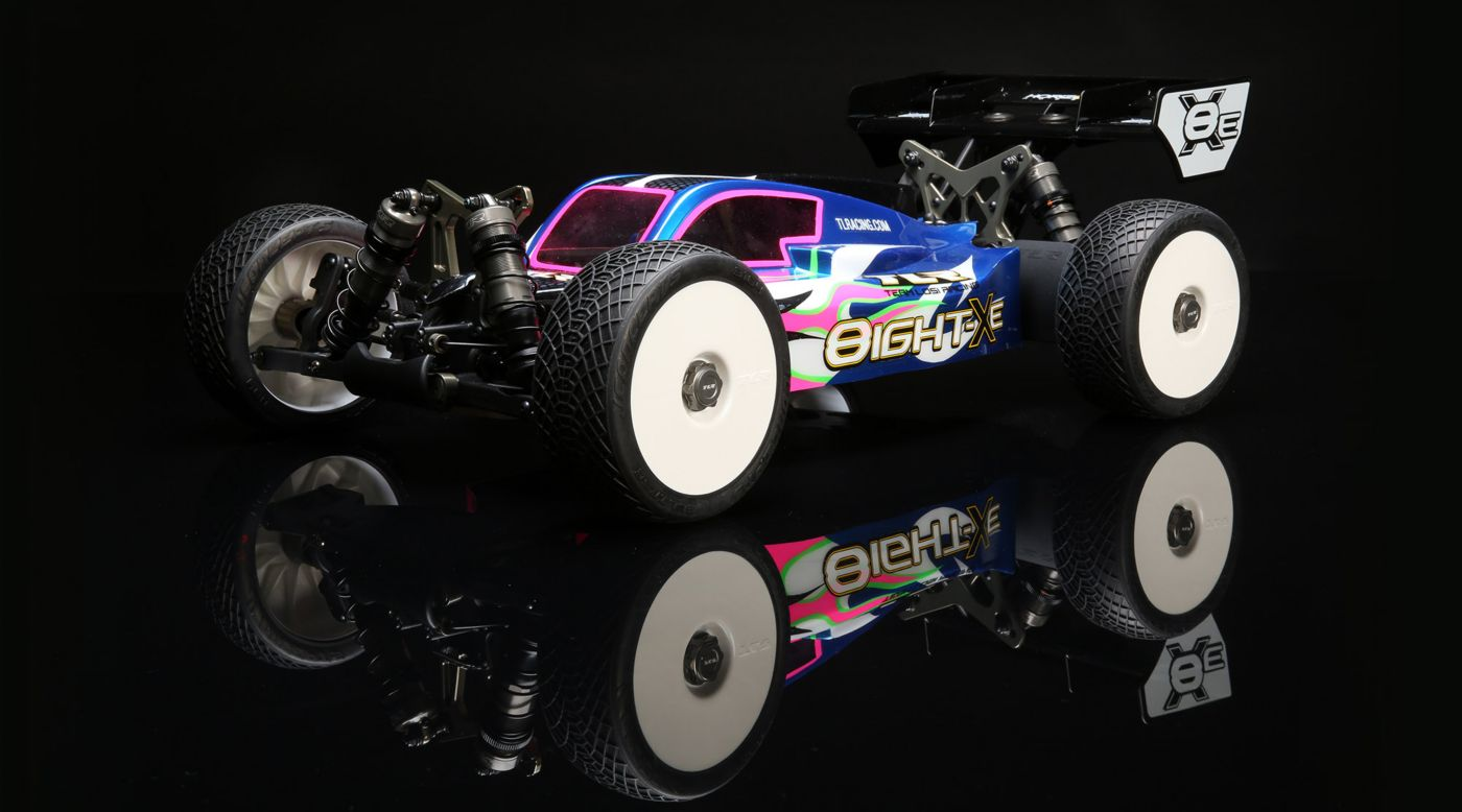 Image for 1/8 8IGHT-XE 4WD Electric Buggy Race Kit from HorizonHobby