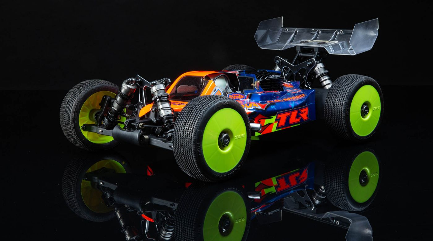Image for 1/8 8IGHT-X 4WD Nitro Buggy Elite Race Kit from HorizonHobby