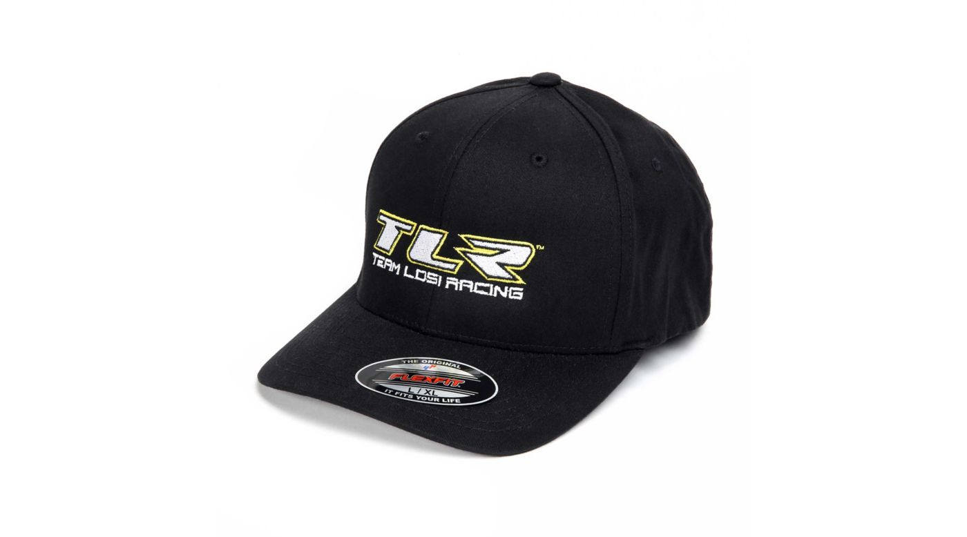Image for Fitted Hat, Black from HorizonHobby