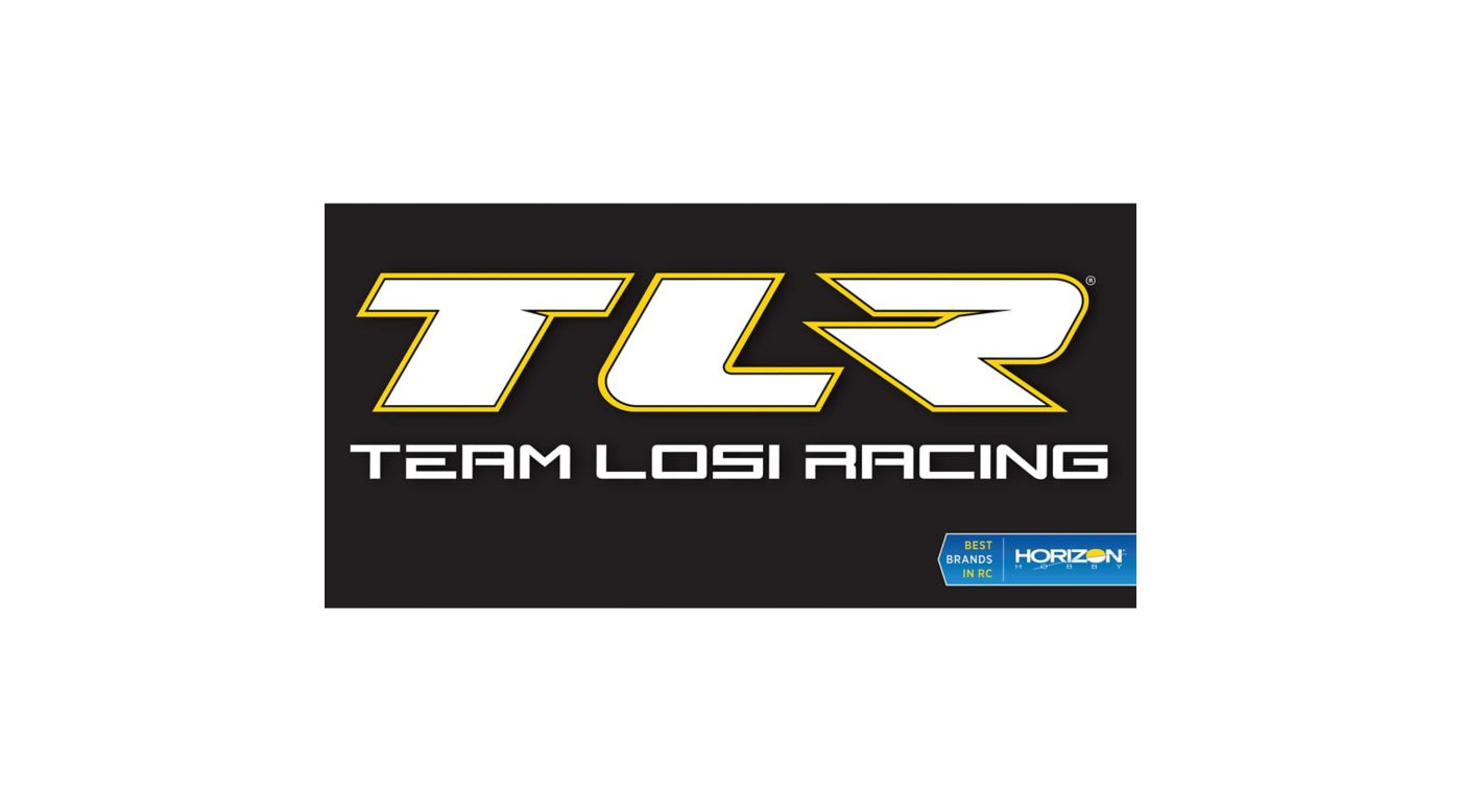 Image for TLR Track Banner 3 x 6 from HorizonHobby