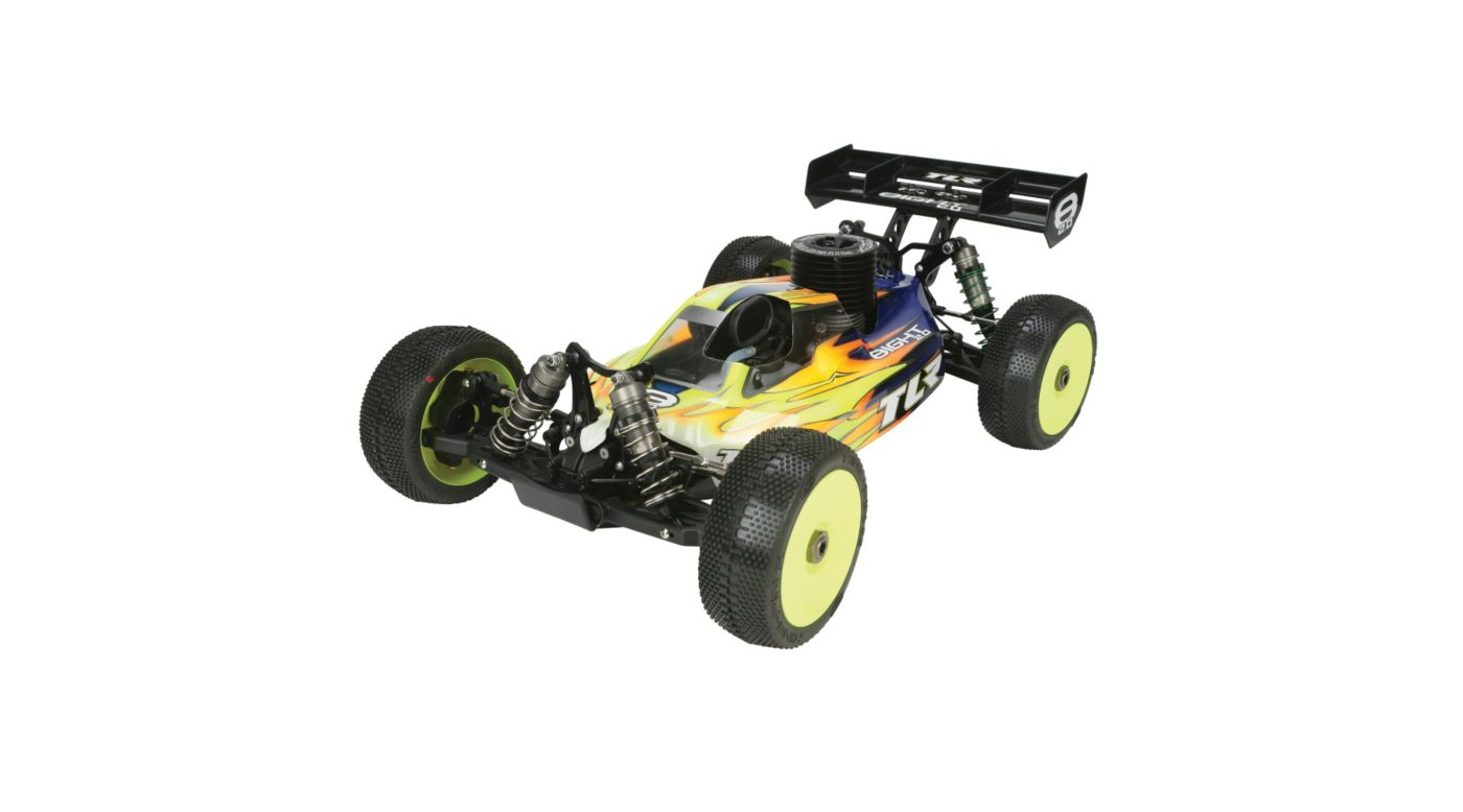 Image for 1/8 8IGHT 2.0 4WD Buggy KIT from HorizonHobby