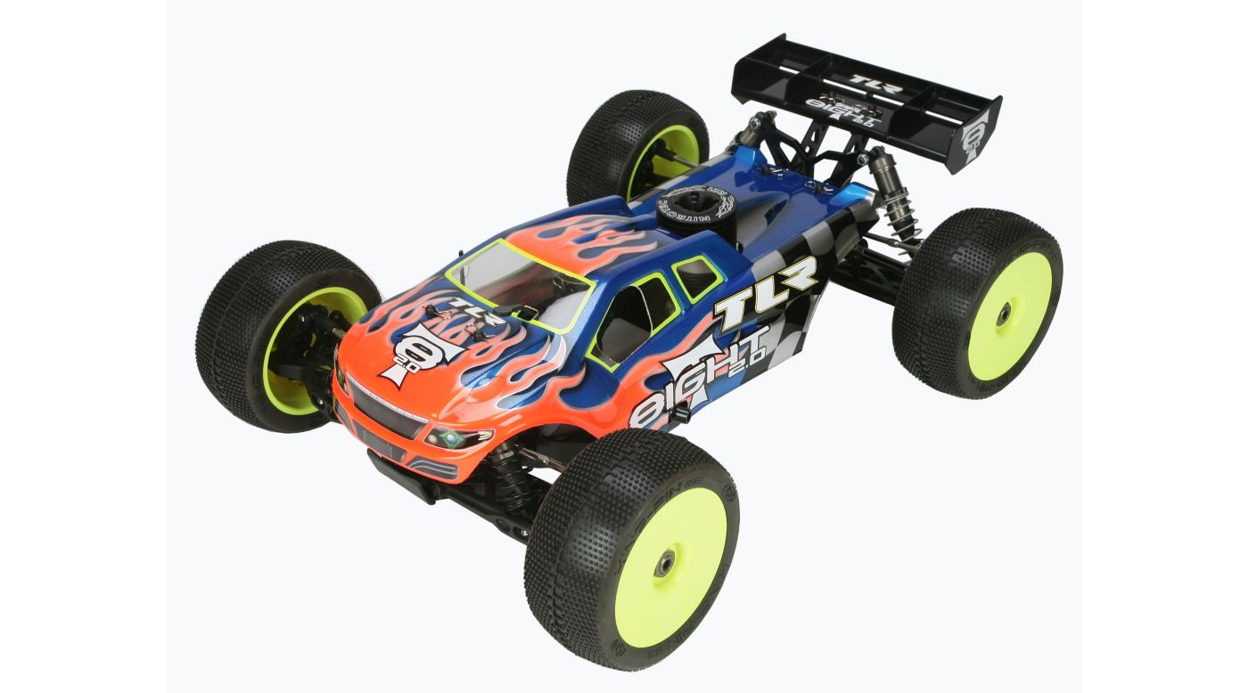 Image for 1/8 8IGHT-T 2.0 4WD Truggy KIT from HorizonHobby