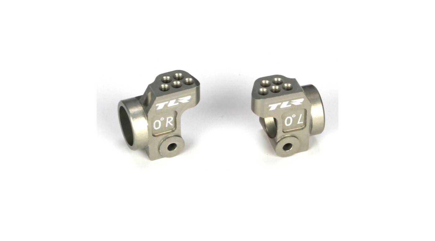Image for Rear Hubs, Aluminum: 22 from HorizonHobby