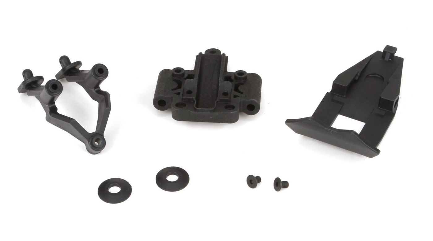 Image for Front Pivot, Bumper & Wing Stay: 22-4 from HorizonHobby