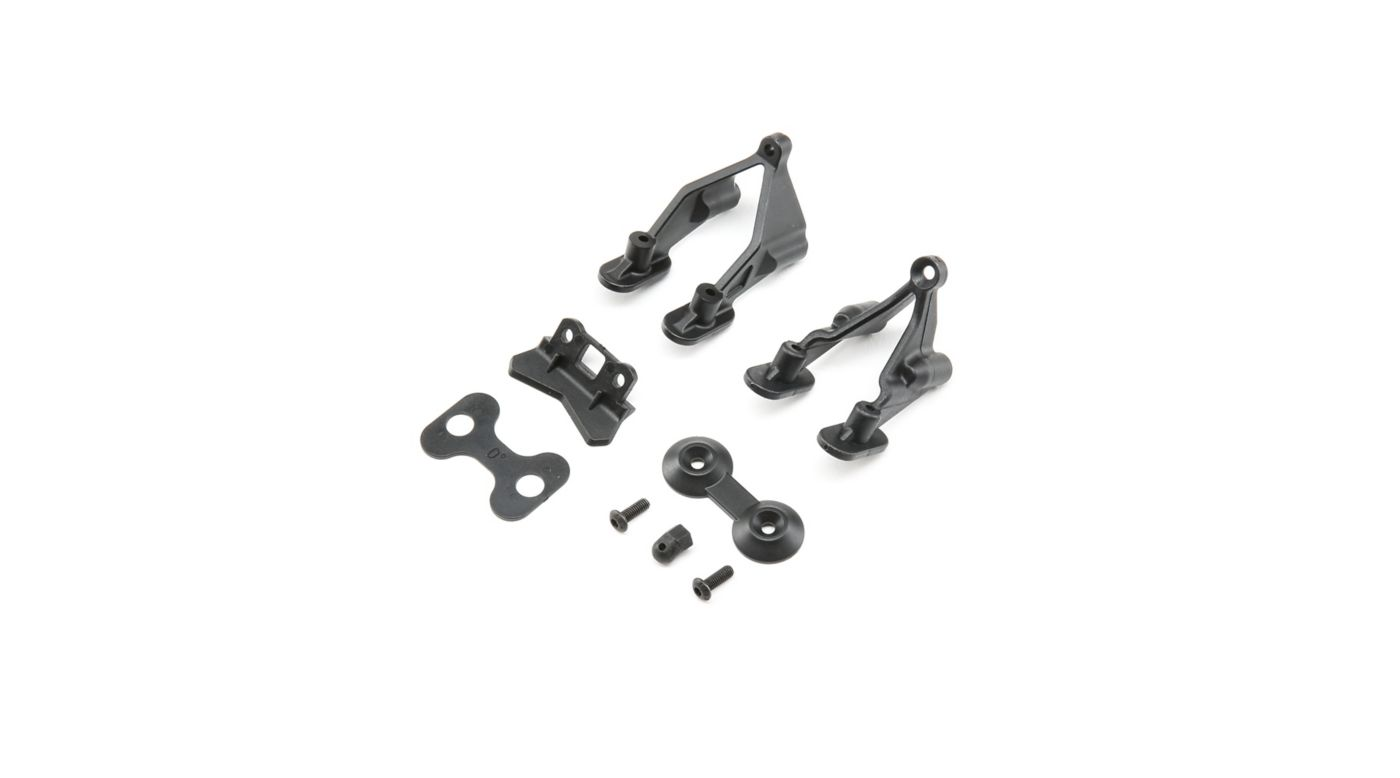 Image for Rear Wing Stay & Washers  22 4.0 from HorizonHobby